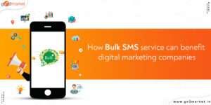 How Bulk SMS service can benefit digital marketing companies