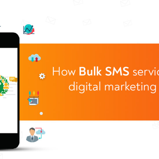 How Bulk SMS service can benefit digital marketing companies