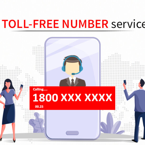 get Toll Free Number Service Now