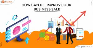 How can DLT improve our business sales?