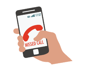 Missed call services for BFSI sector- generate leads, check account balance and many more.