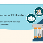 Missed call services for BFSI sector- generate leads, check account balance and many more